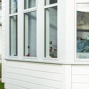 Envira Timber Window Sills Complete The Classic Villa door, facade, home, house, porch, siding, window, white