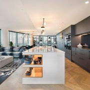 The reinvented apartment kitchen. - Your apartment, but