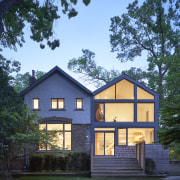 The architects focused on opening views to the
