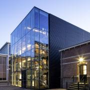 Building D(emountable) represents a circular building strategy whereby