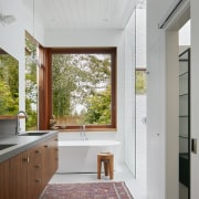 This green home's grey water harvesting system means