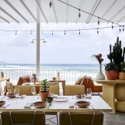 The main beach bar at Burleigh Pavilion has