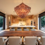 Interior designers Olivia Williams and Matt Merrell brought