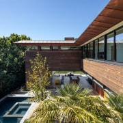 Taking inspiration from the surrounding Eucalyptus trees, the