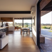 This home is as much about indoor outdoor
