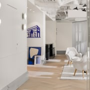 Located in Vancouver's iconic Marine Building and designed