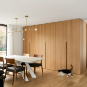 Reorganising to make the lower spaces of the