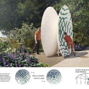Miroirs acoustiques – Emmanuelle Loslier, landscape architect, Camille