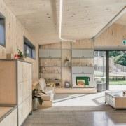 A preschool room in Building C. - New
