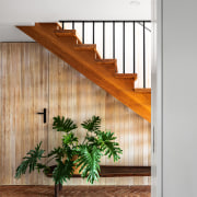 Natural finishes are a part of the modernising