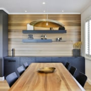 Well connected – the dramatic pairing of wood