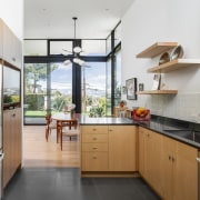 Kitchen with quite a view – the reinvented