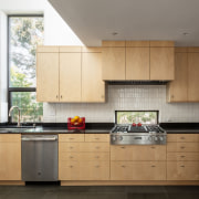 The new wood and white kitchen. - Introducing