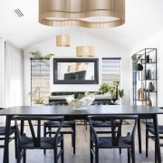 Let there be light – pale cork plank