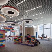 Christchurch Central Library – a celebration of culture architecture, ceiling, daylighting, interior design, gray