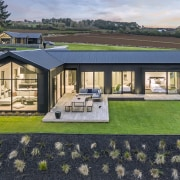 This Pukekohe showhome has been designed from one