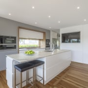 2018 TIDA New Zealand Designer Kitchen Highly Commended countertop, cuisine classique, interior design, kitchen, real estate, gray