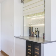 2018 TIDA New Zealand Designer Kitchen Highly Commended cabinetry, interior design, kitchen, gray, white