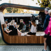 Sitting pretty – the Sedi Connect is a event, fun, leisure, vehicle, black