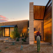 Dancing Light House Kendle Design Collaborative9 - architecture architecture, facade, home, house, real estate, siding, window, brown, gray