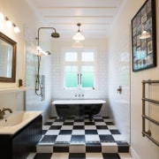 Family Bathroom - bathroom | estate | floor bathroom, estate, floor, home, interior design, real estate, room, gray