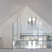 Not for the faint-hearted? Glass-look acrylic floors on