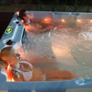 Galaxyspa - fun | hot tub | jacuzzi fun, hot tub, jacuzzi, leisure, swimming pool, water, gray