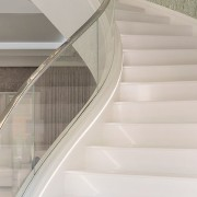 Glasshouse Products 3 - architecture | baluster | architecture, baluster, daylighting, handrail, house, interior design, material property, property, room, stairs, white, gray