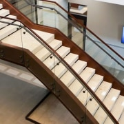 Herriman - architecture | baluster | handrail | architecture, baluster, handrail, stairs, gray, brown