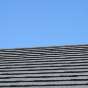 Roof space ventilation is an important facet of building, cloud, daylighting, facade, landmark, line, outdoor structure, roof, sky, wall, teal