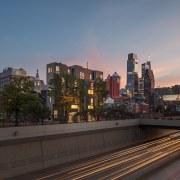 Philadelphia's urban renewal era left behind an east-west