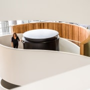 Going up – the alluring spiral staircase occupying