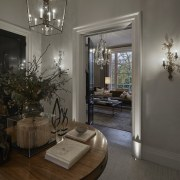 Louise Bradley Design Studio selected a muted colour
