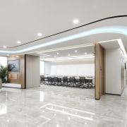 Hogan Lovells' new office will serve as a