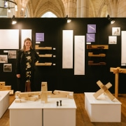 Mikayla Heesterman – Victoria University Of Wellington – art exhibition, exhibition, furniture, interior design, black