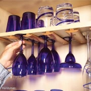 See more bottle, drinkware, furniture, glass, glass bottle, kitchen organizer, lighting, purple, stemware, tableware, wine glass, orange