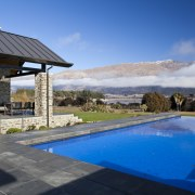 Nz2812 Mason And Wales 0123279 - cloud | cloud, estate, home, house, mountain, property, real estate, reflection, sky, swimming pool, villa, water, blue, gray