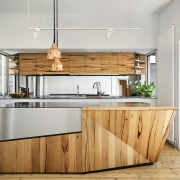 ​​​​​​​Chip off the brand new block – the cabinetry, countertop, cuisine classique, interior design, kitchen, white, gray