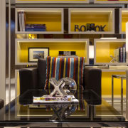 Do hotels today need a business centre? The interior design, library, hotel indigo, relaxation zone