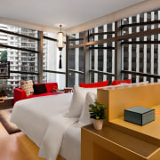 Hotel operators are looking beyond traditional four and furniture, interior design, living room, loft, M Social