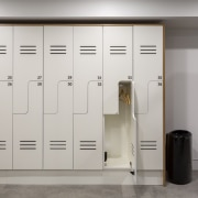 Remotely controlled end-of-trip lockers are just one of architecture, lockers, Vidak, remote controlled, smart solution, office