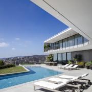 Water retention – all roof, balcony and hardscape home, architecture, condominium, design, estate, facade, home, house, interior design, mixed-use, roof, room, swimming pool, villa, gray