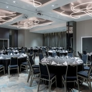 Conference facilities at Four Points by Sheraton Auckland architecture, banquet, conference room, event, function hall, furniture, interior design, Four Points Sheraton, Russell Property Group