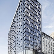 See and be seen – Montreal's new Hotel Montreal Hotel, ACDF Architecture, precast concrete panels, 3D quality, Hotel Monville