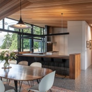 In this mountain home by architect Barry Condon,