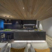 ​​​​​​​While this kitchen by designer Morgan Cronin may