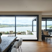 ​​​​​​​The three pavilions comprising this holiday home by