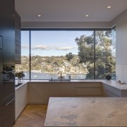 Kitchen with quite a view – most rooms