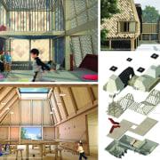 WINNER : Henry Fraser, University of Auckland - architecture, design, home, house, white