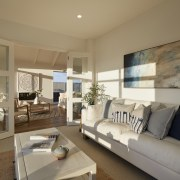 Versatility plus – the second living space/media room